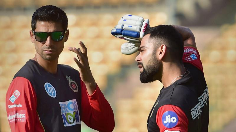 Nehra and Kirsten will partner Virat Kohli to help the team deliver better performance. (Photo: PTI)