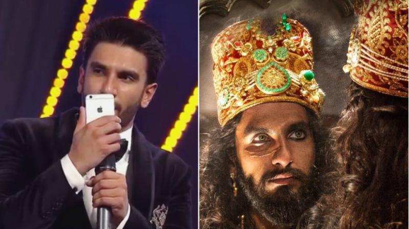 Ranveer Singh raises price, matches Deepika Padukone