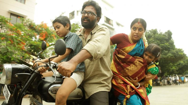 A still from Savarakathhi.