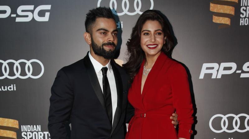 The speculation of Virat Kohli-Anushka Sharma marriage refuses to die down as it is now learnt that a luxury hotel in Milan will host the marriage. (Photo: Deccan Chronicle)