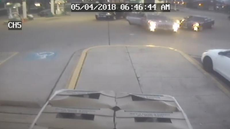 Video Captures 11-Year-Old Escape During Carjacking