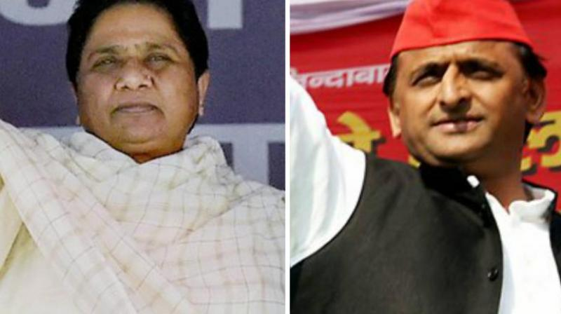 Politicos react to BSP-SP alliance