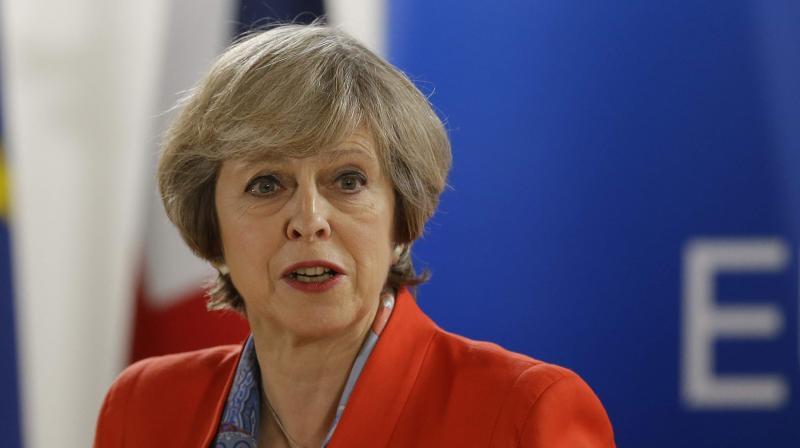 UK Prime Minister Theresa May (Photo: AP)