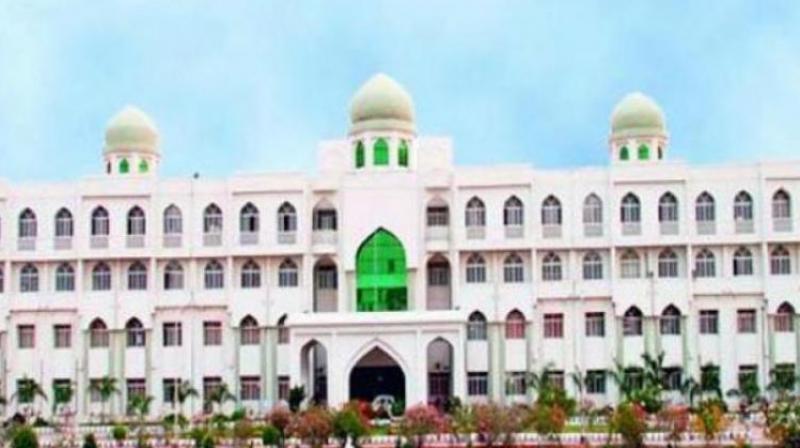 Hyderabad: Admission for UG, PG courses in Manuu begins