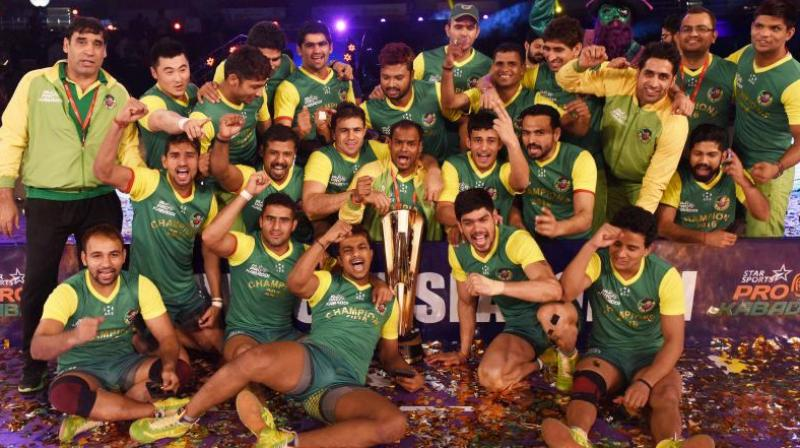 Kabaddi attracts impressive viewer ratings in a competitive market dominated by cricket. (Photo: PTI)