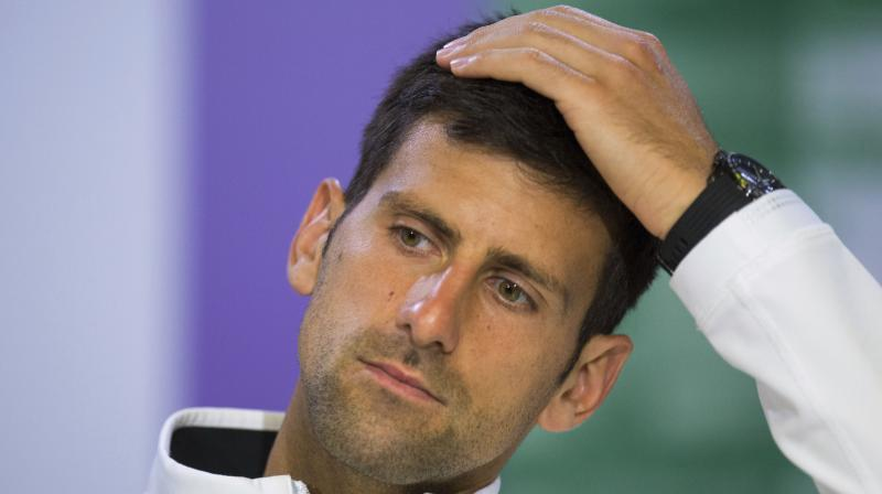 Novak Djokovic And Radek Stepanek Are Also Over
