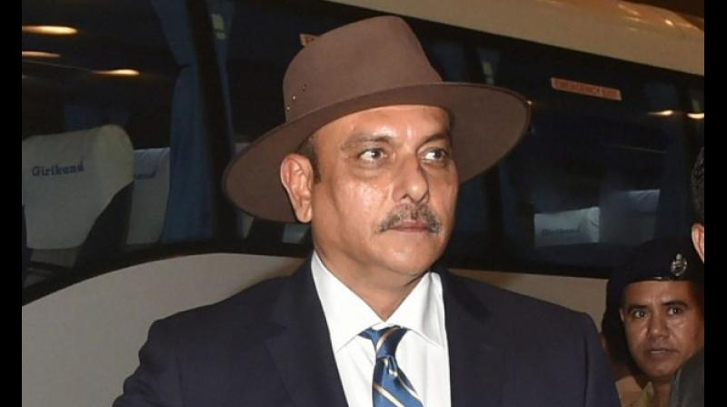 Head Coach Shastri is with the 15-man squad for India's campaign at the 2019 World Cup. (Photo: PTI)