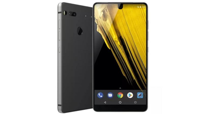 Essential Phone Halo Gray Variant With Amazon Alexa Launched