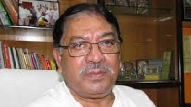 West Bengal Congress president Somen Mitra submitted a letter of resignation from the post taking responsibility for the party's poor show in the Lok Sabha election, sources said Tuesday. (Photo: File)