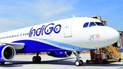 The spat between the promoters led to shares of InterGlobe Aviation nosediving 19.24 per cent on the NSE and 17.54 per cent on the BSE.