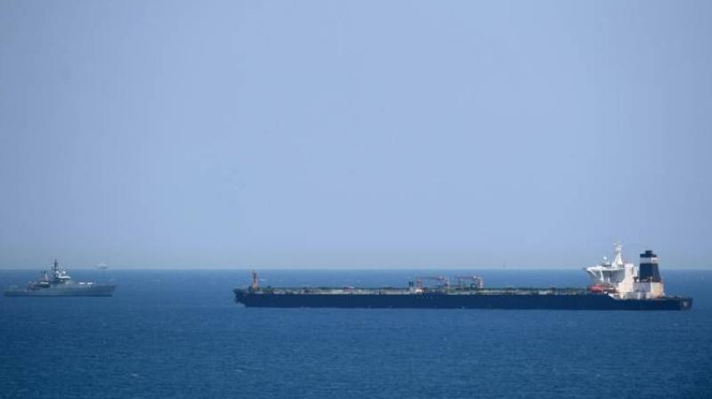 Britain said on Thursday that three Iranian vessels tried to block a British-owned tanker passing through the Strait of Hormuz, which controls the flow of Middle East oil to the world, but backed off when confronted by a Royal Navy warship. (Photo: File)