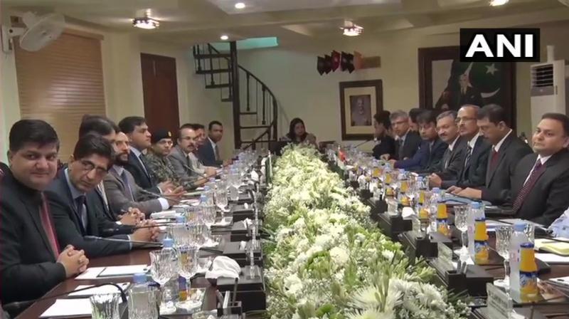 Pak fully committed, cooperative; Kartarpur Corridor talks underway
