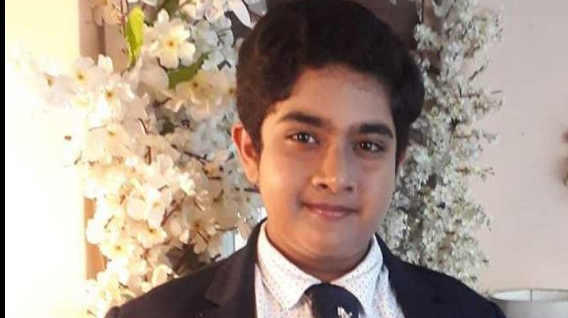 Fourteen-year-old child artist Shivlekh Singh, who has acted in several Hindi TV serials, died in a road accident outside Chhattisgarh's Raipur on Thursday, the police said. (Photo: Instagram/ Shivlekh)
