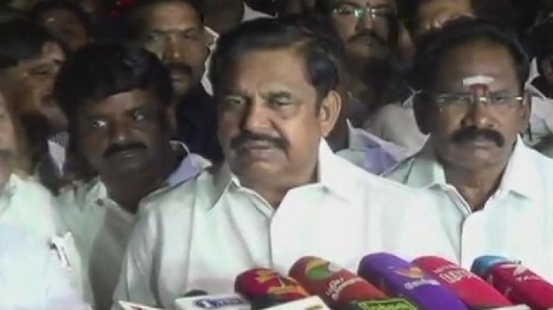 Targeting the AIADMK government, Dravida Munnetra Kazhagam (DMK) MLA I Periyasamy on Friday said that the 'Q' branch police in Tamil Nadu are indulged in suppressing anti-Kudankulam activists instead of performing its duty in the state. (Photo: ANI)