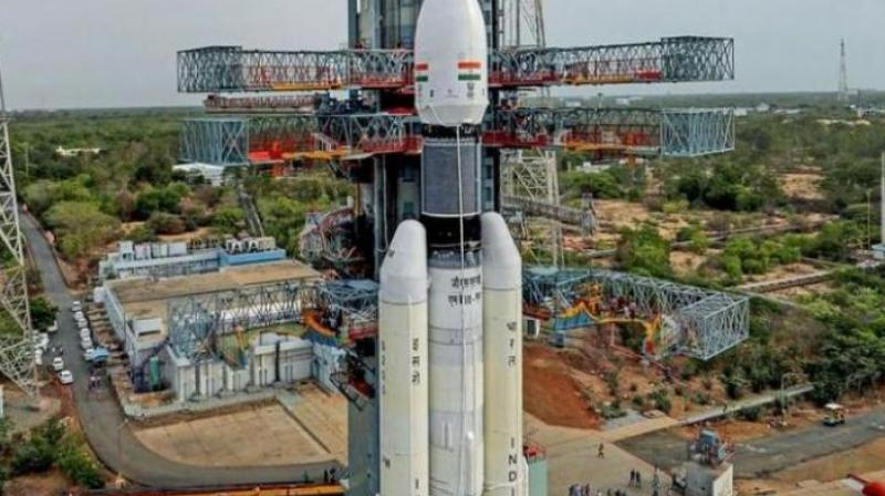 If Chandrayaan-2 is successful, India will take the headlines around the world, and this time for a positive story. (Photo: PTI)