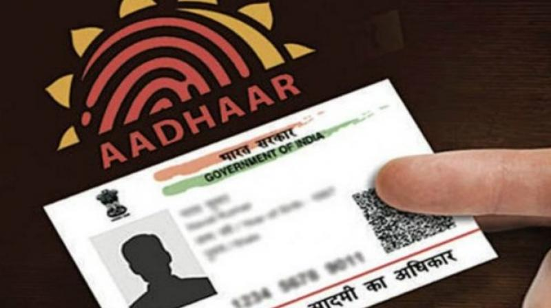 """Recalling an incident related to Aadhaar, he said, """"We have had cases where a student was found to have been involved in illegal activities. We had to share the person's details with the legal authorities. Whether we were allowed to share the information in the first place. There is nothing to protect us. Things such as these need to be addressed."""""""