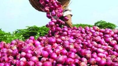 Delhi's onion requirement is 350 tonnes per day, while the NCR requirement is 650 tonnes per day.