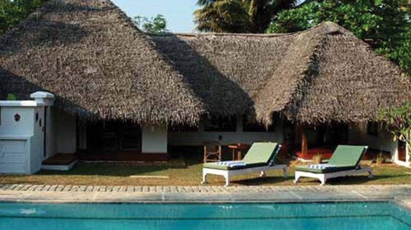 Pic courtesy: Marari Beach Resort