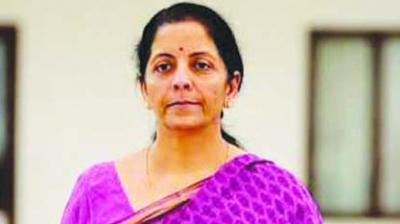 It (India) is one of the fastest growing (economies) even today. It has the best skilled manpower and a government that is continuously doing what is required in the name of reforms, above all democracy and rule of law, FM Nirmala Sitharaman said on Wednesday. (Photo: File)