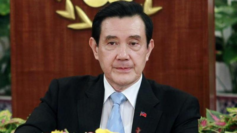 The charges against Ma Ying-jeou carry a maximum sentence of three years each. (Photo: AP)