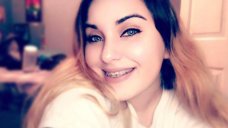 Brandy Vela was a high school student at Texas City High School. (Photo: Facebook)