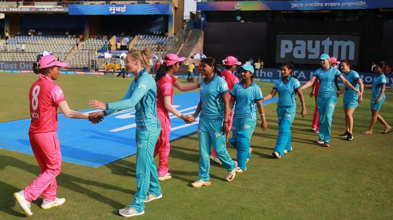 Staging a full-fledged T20 league like the Women's Big Bash League (WBBL) in Australia or the Kia Super League in the UK may take some more time, given the concerns of the BCCI over the depth of India's domestic pool of players. (Photo: BCCI)