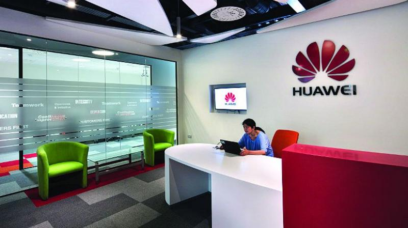 It's the fourth consecutive year that Huawei has been featured in the top 50.