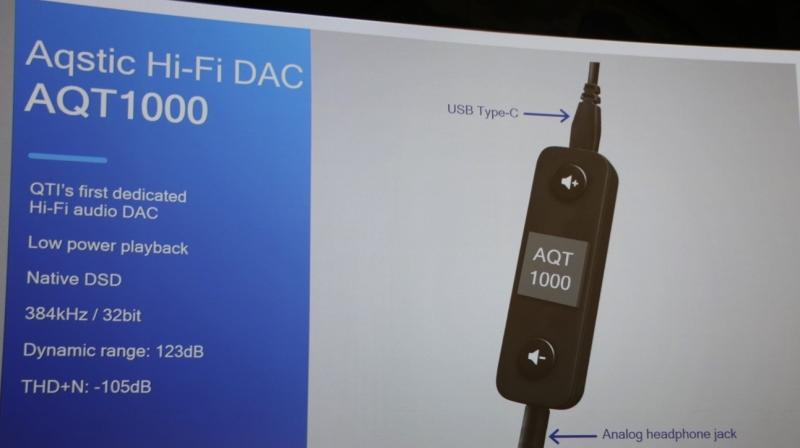 qualcomm unveils it s first usb type c dac
