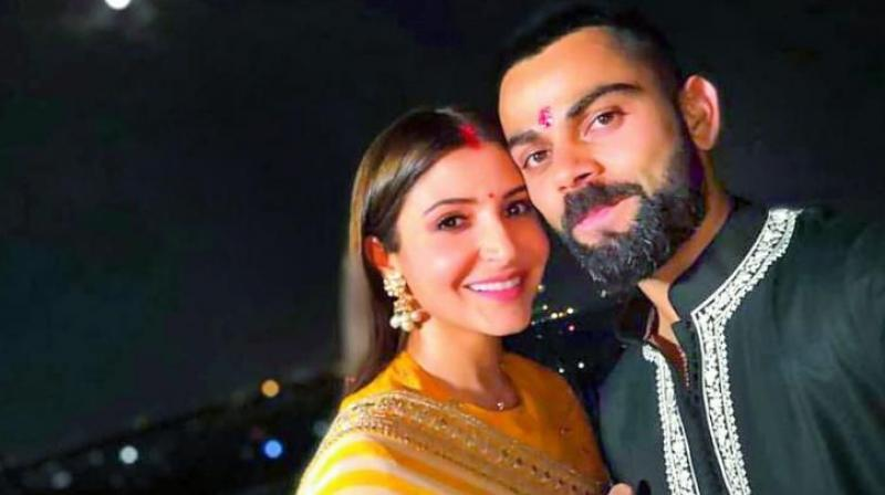 As per 2018's Biggest Moments in India on Twitter released by the micro-blogging platform on Wednesday, Virat Kohli's Tweet featuring a picture with Anushka Sharma on the occasion of Karvachauth was most liked tweet of 2018 with over 215,000 likes.