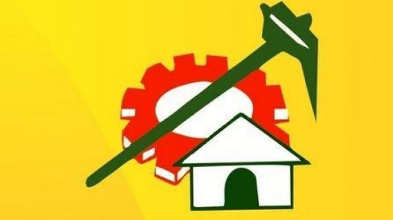 Telugu Desam Party Logo.