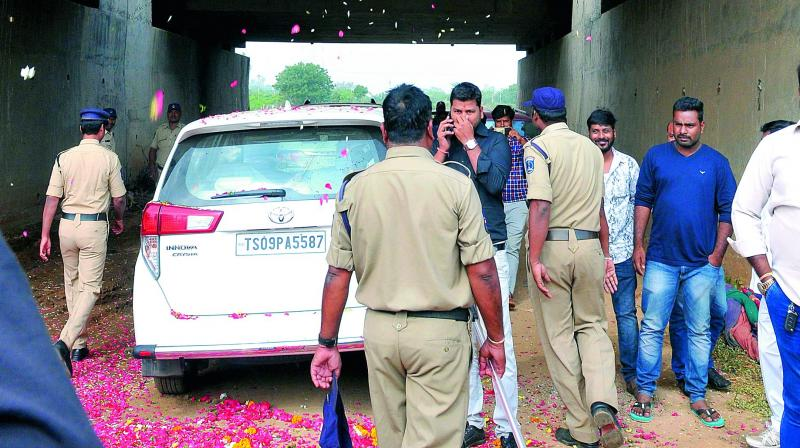 Hyderabad rape and murder case: Disha killers 'encounter' justice