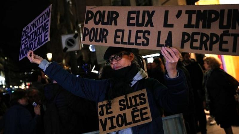 Feminists say symbolic moves are not enough to combat the engrained sexism in France. (Photo: AP)