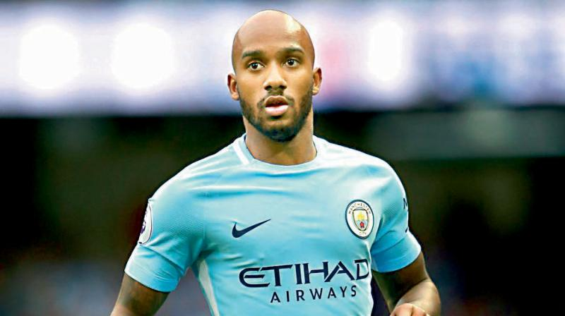 Fabian Delph played a crucial role in Manchester City's Premier League campaign in the 2017/18 season.