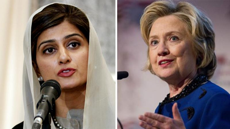 Khar stated that Hillary knew about the dynamics of Pakistan better than Trump. (Photo: AP)