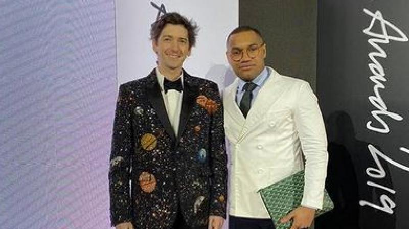 Known for its woven leather bags, Bottega Veneta, a unit of the luxury group Kering SA, was also named Brand of the Year. (Photo: Instagram)