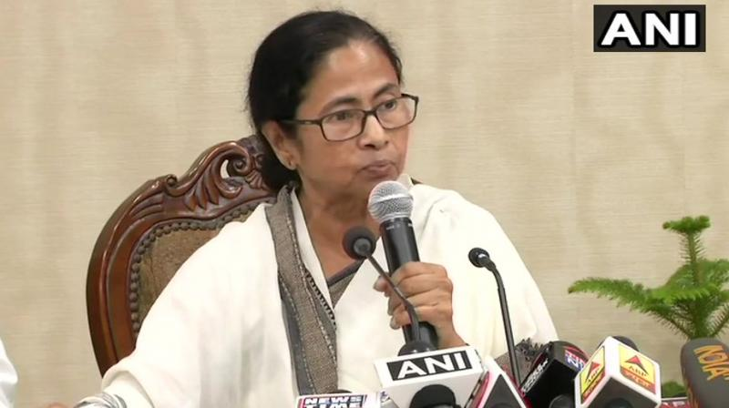 Bengal Governor K N Tripathi wrote to Banerjee advising her to take immediate steps to provide security to the medicos and find out a solution to the impasse. (Photo: ANI)