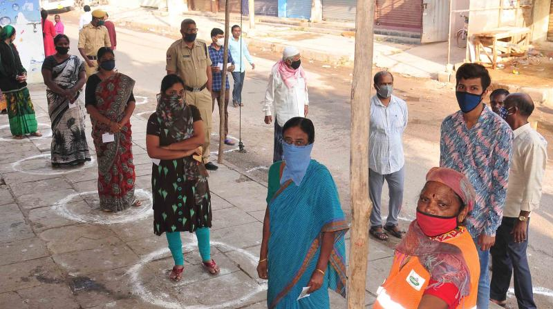 GHMC polls: Repolling underway for Old Malakpet ward