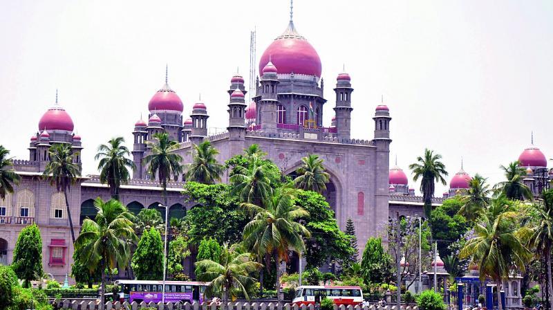 Hyderabad High Court.