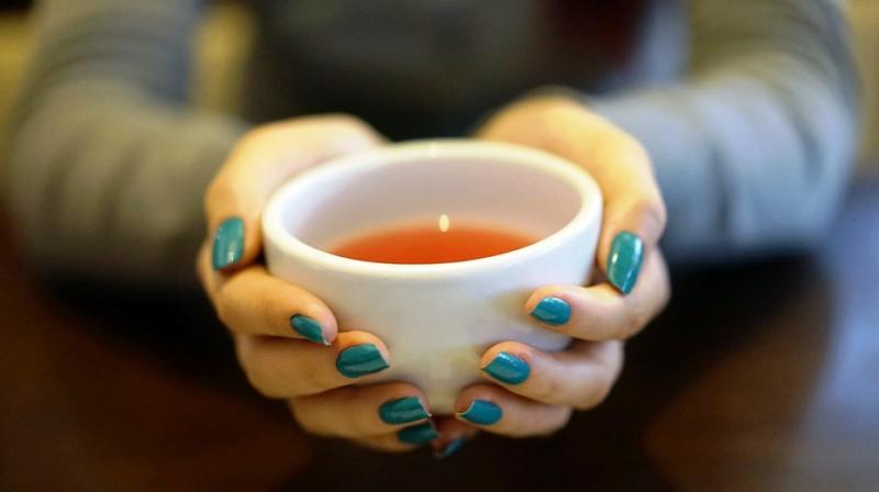 Drinking hot tea could double the risk of cancer