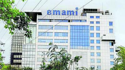 Shares of Emami were trading at Rs 316.50 per scrip on BSE, up 2.81 per cent from the previous close.