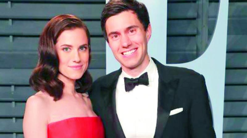 Allison Williams and husband split after four years