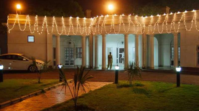 The '5, Ashoka Road' bungalow in Lutyens' Delhi - a popular wedding venue - will soon undergo a soundproofing exercise after neighbours complained of noise pollution. (Photo: Venueindelhi.com)