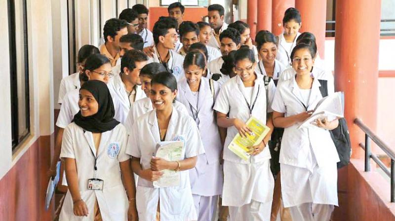 Government hospital and primary health centres by the selection made by the medical services recruitment board in the year 2015. (Representational image)