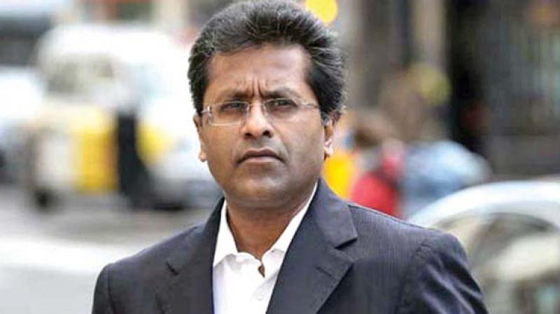 'Reality is that the world knows 5 decades of daylight looting of India was and is done by none other than the Gandhi family,' Lalit Modi said. (Photo: FIle)