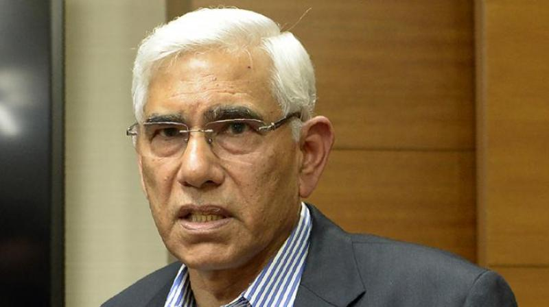Vinod Rai, head of the Committee of Administrators (CoA)