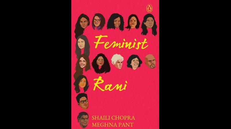The book has compelling conversation with women and men who have advocated gender equality and women's rights through their work.