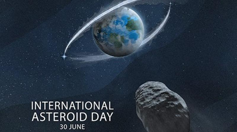 So far, over 16,000 near Earth asteroids have been discovered according to NASA's Centre for NEO Studies. (Photo: Twitter)