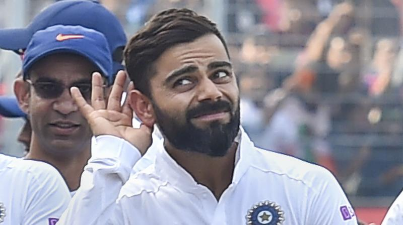 Virat Kohli said there is always bonhomie among his fast bowlers not an iota of insecurity despite all the successes and the intense competition
