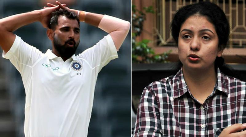 Involved in a bitter public row, Jahah had lodged a complaint of domestic violence and infidelity against the cricketer. (Photo: BCCI/PTI)