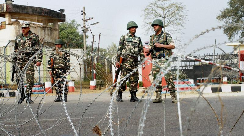 Militants attack Army camp in J&K's Kakpora